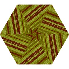 Stripes Course Texture Background Mini Folding Umbrellas