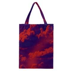 Sky pattern Classic Tote Bag