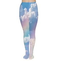 Sky pattern Women s Tights