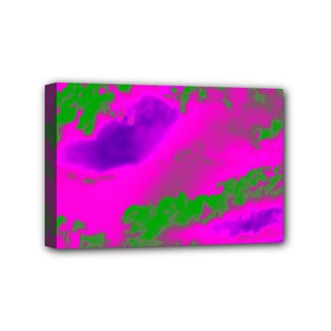 Sky pattern Mini Canvas 6  x 4