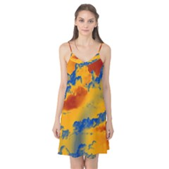 Sky pattern Camis Nightgown