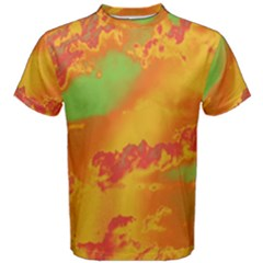 Sky pattern Men s Cotton Tee