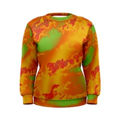 Sky pattern Women s Sweatshirt