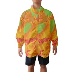 Sky pattern Wind Breaker (Kids)
