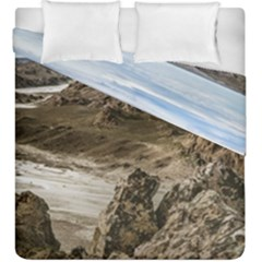Miradores De Darwin, Santa Cruz Argentina Duvet Cover Double Side (King Size)