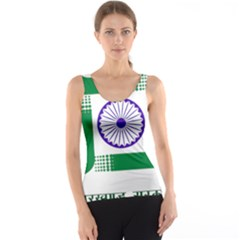 Seal of Indian State of Jharkhand Tank Top
