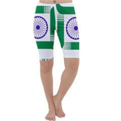 Seal of Indian State of Jharkhand Cropped Leggings