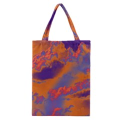 Sky pattern Classic Tote Bag