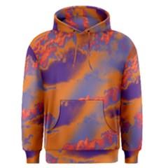 Sky pattern Men s Pullover Hoodie