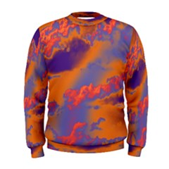 Sky pattern Men s Sweatshirt
