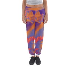 Sky pattern Women s Jogger Sweatpants