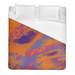 Sky pattern Duvet Cover (Full/ Double Size)