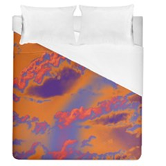 Sky pattern Duvet Cover (Queen Size)