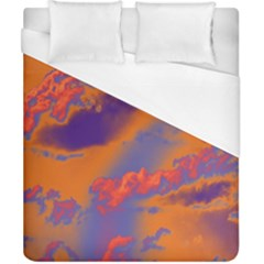 Sky pattern Duvet Cover (California King Size)
