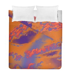 Sky pattern Duvet Cover Double Side (Full/ Double Size)