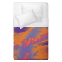 Sky pattern Duvet Cover (Single Size)
