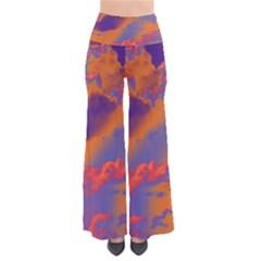 Sky pattern Pants