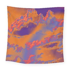 Sky pattern Square Tapestry (Large)
