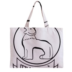 Seal of Indian State of Manipur  Zipper Mini Tote Bag