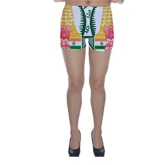 Seal of Indian State of Tamil Nadu  Skinny Shorts