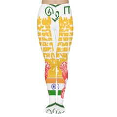 Seal of Indian State of Tamil Nadu  Women s Tights