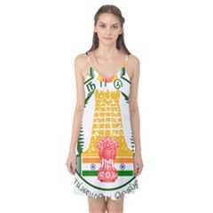 Seal of Indian State of Tamil Nadu  Camis Nightgown