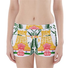Seal of Indian State of Tamil Nadu  Boyleg Bikini Wrap Bottoms