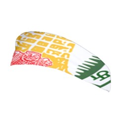 Seal of Indian State of Tamil Nadu  Stretchable Headband