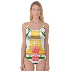 Seal of Indian State of Tamil Nadu  Camisole Leotard
