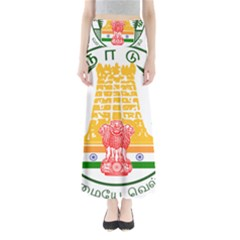 Seal of Indian State of Tamil Nadu  Maxi Skirts