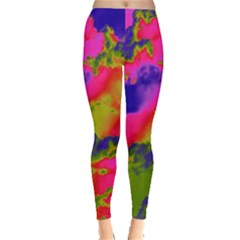 Sky pattern Leggings