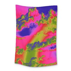 Sky pattern Small Tapestry