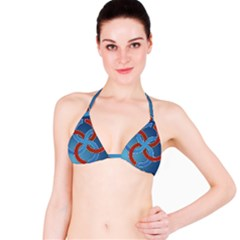 Svadebnik Symbol Slave Patterns Bikini Top