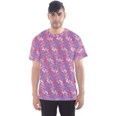 Pattern Abstract Squiggles Gliftex Men s Sport Mesh Tee