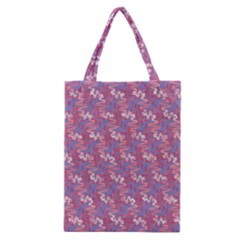 Pattern Abstract Squiggles Gliftex Classic Tote Bag