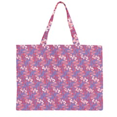 Pattern Abstract Squiggles Gliftex Large Tote Bag