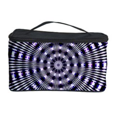 Pattern Stripes Background Cosmetic Storage Case