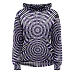 Pattern Stripes Background Women s Pullover Hoodie