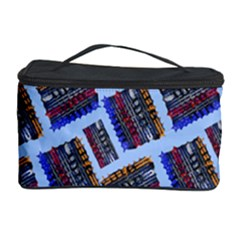 Abstract Pattern Seamless Artwork Cosmetic Storage Case