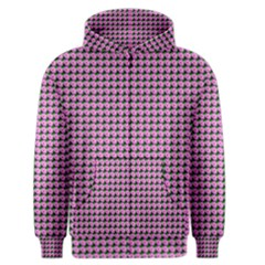 Pattern Grid Background Men s Zipper Hoodie
