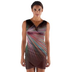 Background Vector Backgrounds Vector Wrap Front Bodycon Dress