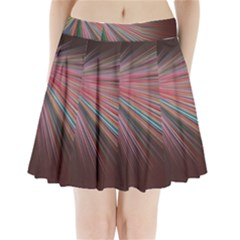 Background Vector Backgrounds Vector Pleated Mini Skirt