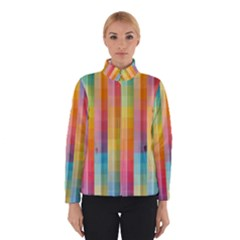 Background Colorful Abstract Winterwear