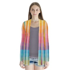 Background Colorful Abstract Cardigans