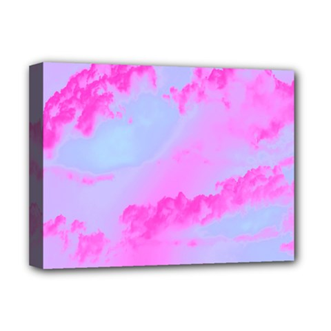 Sky pattern Deluxe Canvas 16  x 12