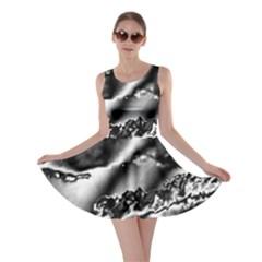 Sky pattern Skater Dress