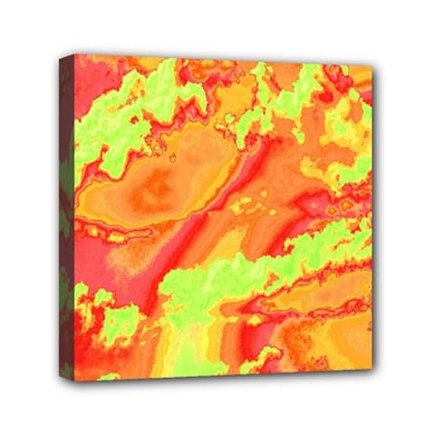 Sky pattern Mini Canvas 6  x 6