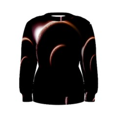 Planet Space Abstract Women s Sweatshirt