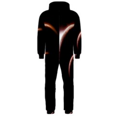 Planet Space Abstract Hooded Jumpsuit (men)