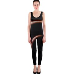 Planet Space Abstract OnePiece Catsuit